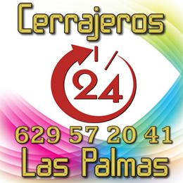 Cerrajeros en Las Palmas, servicios de aperturas rápido y eficas
